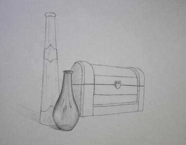 Per corso disegno base - Cazzano S.A.